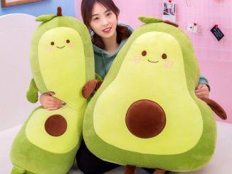 330+ имен для игрушки авокадо