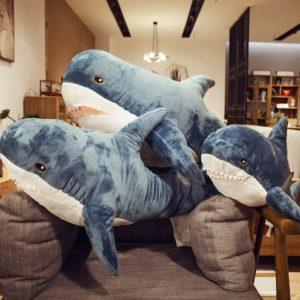 350+ красивых имен для акул игрушек