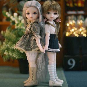 450+ красивых имен для кукол девочек