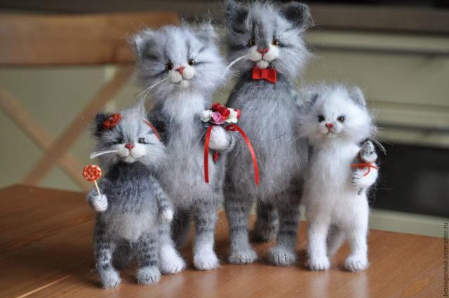 380+ кличек для игрушки кошечки и собачки